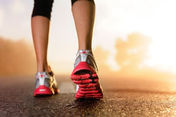 One way to prevent venous stasis ulcers is to exercise regularly and improve your blood circulation.